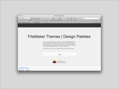 chiyofm, LLC   Consulting   Custom Software   FileMaker   Mac, PC, iOS